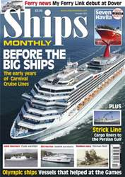 Ships Monthly October 2012 issue Ships Monthly October 2012