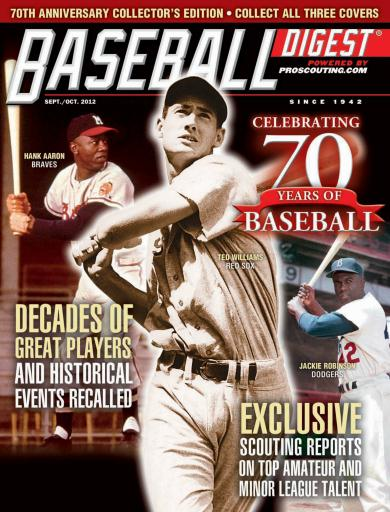 Baseball Digest Digital Issue