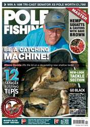 Pole Fishing October 2012 issue Pole Fishing October 2012
