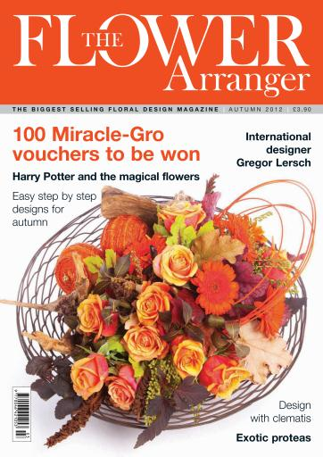 The Flower Arranger Preview