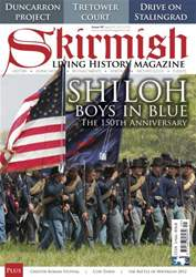 Skirmish Living History Magazine Cover