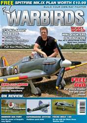 RC Warbirds issue RC Warbirds