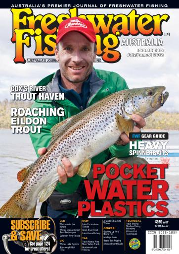 Freshwater Fishing Australia Digital Issue