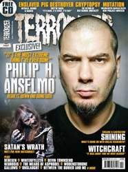 Terrorizer 227 September 2012 issue Terrorizer 227 September 2012