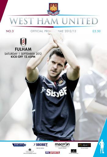 West Ham Utd Official Programmes Preview