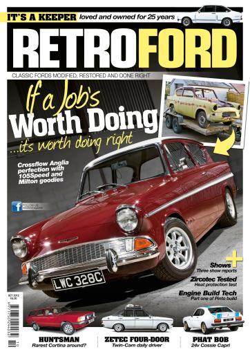 Retro Ford Preview