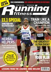 Your Fastest Half Oct 2012 issue Your Fastest Half Oct 2012