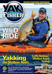 Yak Fisher Magazine Cover