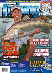 Sport Fishing Australia Issue 58 issue Sport Fishing Australia Issue 58