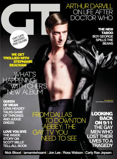 Gay Times Preview