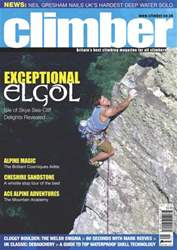 Climber Oct 12 issue Climber Oct 12