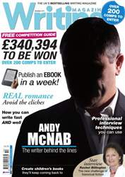Writing Magazine October 2012 issue Writing Magazine October 2012