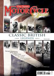 Classic British Legends - 1 issue Classic British Legends - 1