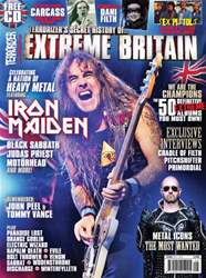 Extreme Britain issue Extreme Britain
