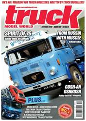 Truck Model World Magazine Cover