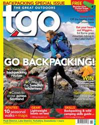 October - Backpacking Special issue October - Backpacking Special