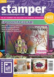 Craft Stamper - October 2012 issue Craft Stamper - October 2012