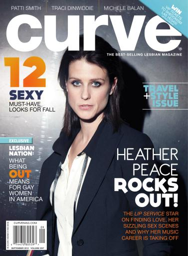 Lesbian magazine nation