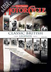 Classic British Legends 1 Sample issue Classic British Legends 1 Sample
