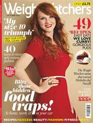 Weight Watchers October 2012 issue Weight Watchers October 2012
