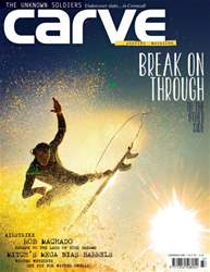 Carve Surfing Magazine Issue 137 issue Carve Surfing Magazine Issue 137