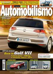 Automobilismo 10 2012 issue Automobilismo 10 2012