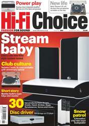 Hi-Fi Choice November 2012 issue Hi-Fi Choice November 2012
