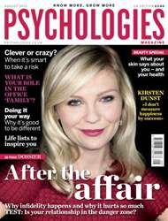Psychologies Magazine Cover