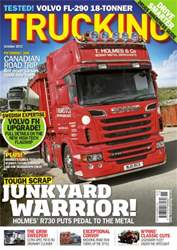 Trucking October 2012 issue Trucking October 2012