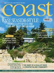 Coast Magazine Cover