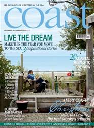 Coast January 2012 issue Coast January 2012
