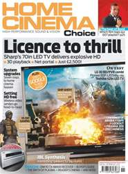 Home Cinema Choice Issue 213 issue Home Cinema Choice Issue 213