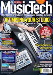 Oct 12 Optimising Your Studio issue Oct 12 Optimising Your Studio