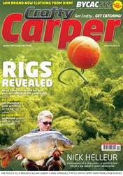 Crafty Carper Issue 182 Oct 2012 issue Crafty Carper Issue 182 Oct 2012