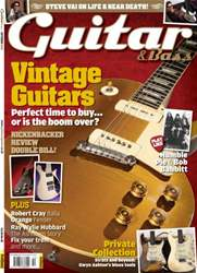 October 2012 Vintage Guitars issue October 2012 Vintage Guitars