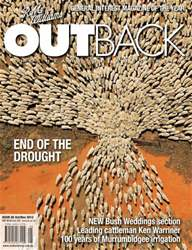 OUTBACK 85 issue OUTBACK 85