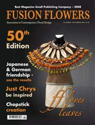 Fusion Flowers Issue 50 issue Fusion Flowers Issue 50