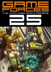 GAMEFORCES 25 issue GAMEFORCES 25