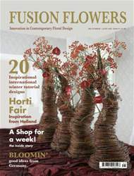 Fusion Flowers Issue 45 issue Fusion Flowers Issue 45