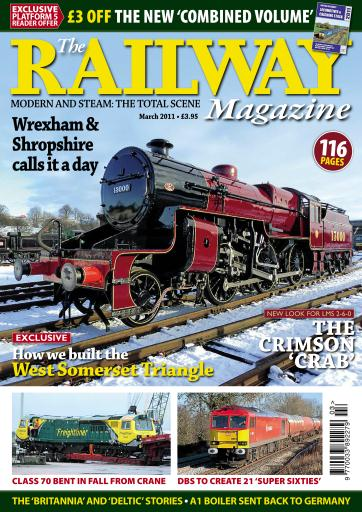 Railway Magazine Preview