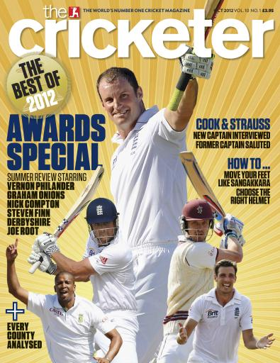 The Cricketer Magazine Digital Issue