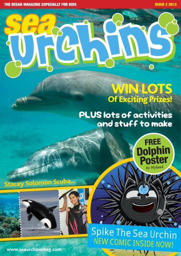Sea Urchins Magazine Preview