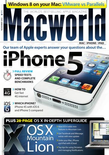 Title Cover Preview Macworld UK