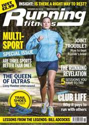 Get Better With Cross Training issue Get Better With Cross Training