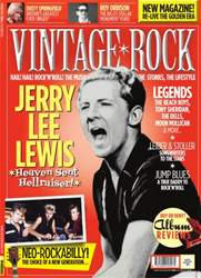 Autumn 2012 Jerry Lee Lewis issue Autumn 2012 Jerry Lee Lewis
