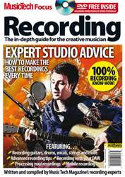 MTM Recording Magazine Cover