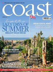Coast August 2011 issue Coast August 2011