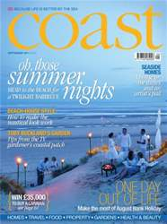 Coast September 2011 issue Coast September 2011