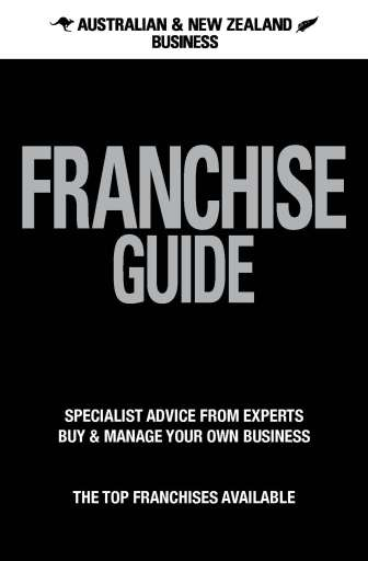 Business Franchise Guide Preview