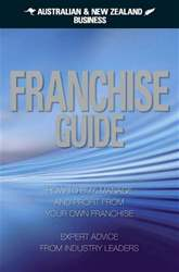 Business Franchise Guide V6 2013 issue Business Franchise Guide V6 2013